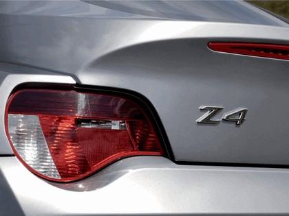 2006 BMW Z4 coupé 3.0si SE UK version 12