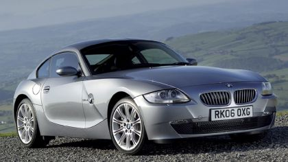 2006 BMW Z4 coupé 3.0si SE UK version 9