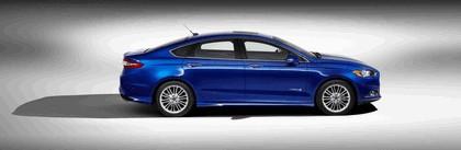 2012 Ford Fusion Hybrid 2