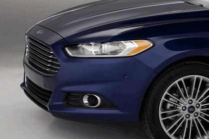2012 Ford Fusion Hybrid 4