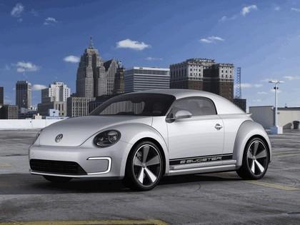 2012 Volkswagen E-Bugster concept 7