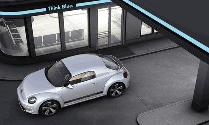 2012 Volkswagen E-Bugster concept 10