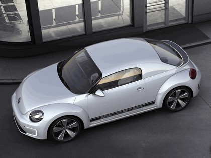 2012 Volkswagen E-Bugster concept 11