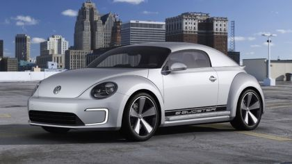 2012 Volkswagen E-Bugster concept 1