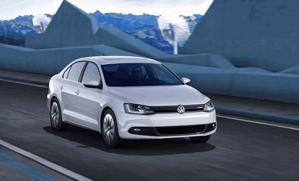 2012 Volkswagen Jetta Hybrid 1