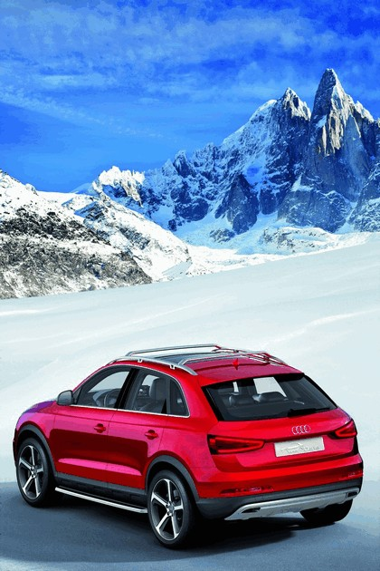 2012 Audi Q3 Vail concept 13