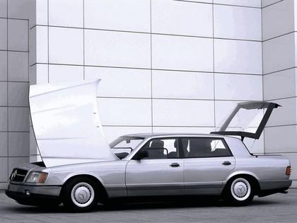 1981 Mercedes-Benz Auto 2000 concept 5
