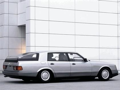 1981 Mercedes-Benz Auto 2000 concept 6