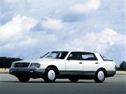 1981 Mercedes-Benz Auto 2000 concept 8