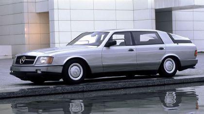 1981 Mercedes-Benz Auto 2000 concept 3