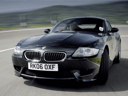 2006 BMW Z4 M coupé UK version 2