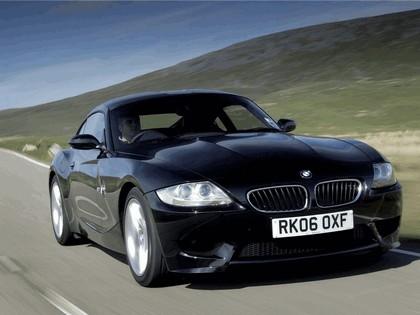 2006 BMW Z4 M coupé UK version 3