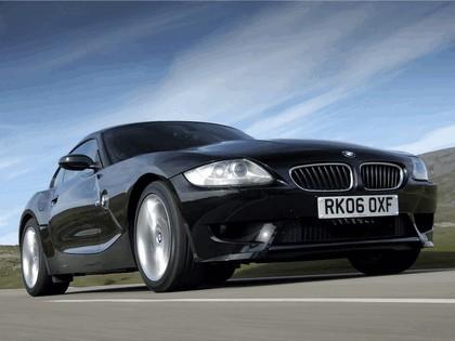 2006 BMW Z4 M coupé UK version 5