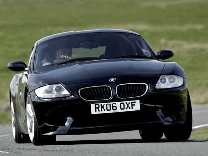2006 BMW Z4 M coupé UK version 6