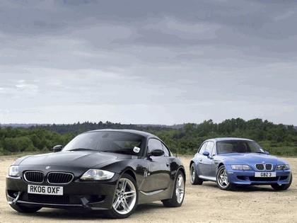 2006 BMW Z4 M coupé UK version 14