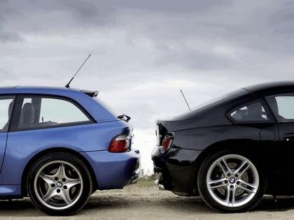 2006 BMW Z4 M coupé UK version 16