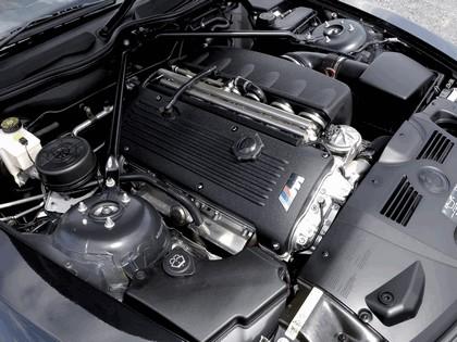 2006 BMW Z4 M coupé UK version 21