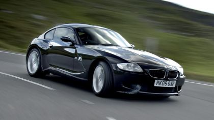 2006 BMW Z4 M coupé UK version 1