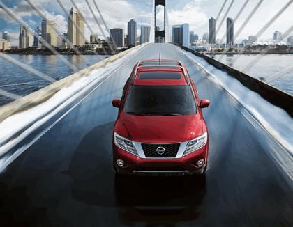 2012 Nissan Pathfinder concept 2