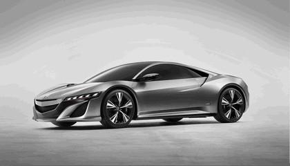 2012 Acura NSX concept 1