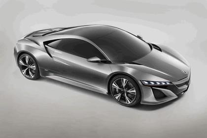 2012 Acura NSX concept 4