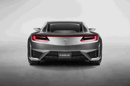 2012 Acura NSX concept 6