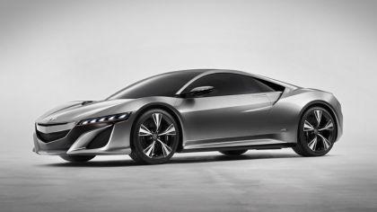 2012 Acura NSX concept 7