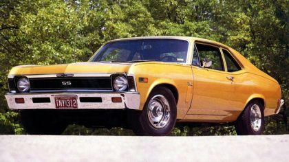 1970 Chevrolet Nova SS 396 8