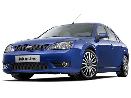2002 Ford Mondeo ST220 sedan - UK version 1