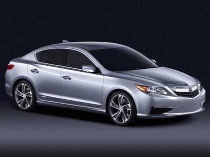 2012 Acura ILX concept 4