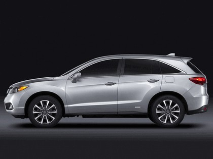2012 Acura RDX concept 2