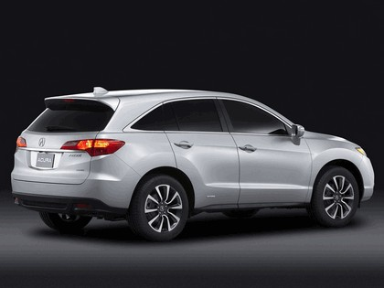 2012 Acura RDX concept 3