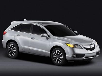 2012 Acura RDX concept 4