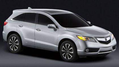 2012 Acura RDX concept 1