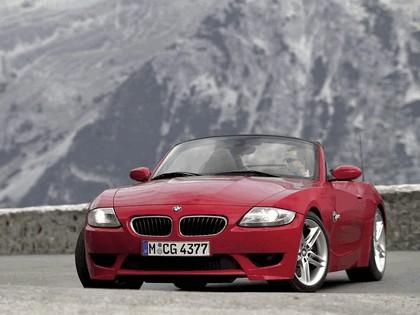 2006 BMW Z4 M roadster 21