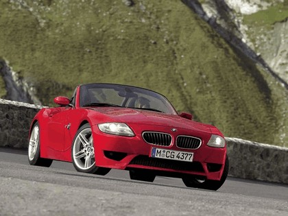 2006 BMW Z4 M roadster 23
