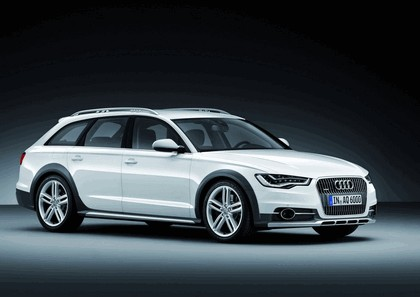 2012 Audi A6 allroad quattro 1