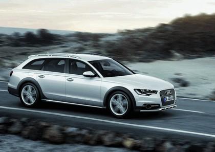 2012 Audi A6 allroad quattro 4