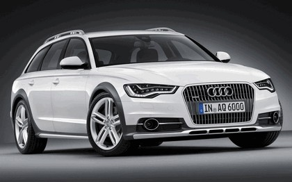 2012 Audi A6 allroad quattro 10