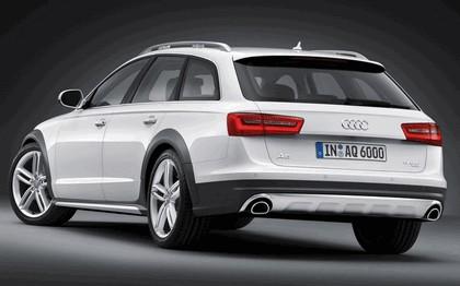 2012 Audi A6 allroad quattro 11