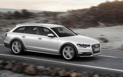 2012 Audi A6 allroad quattro 13