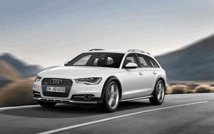2012 Audi A6 allroad quattro 16