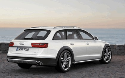 2012 Audi A6 allroad quattro 18