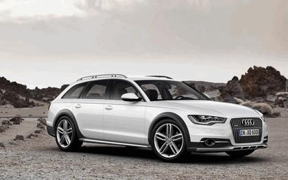 2012 Audi A6 allroad quattro 19