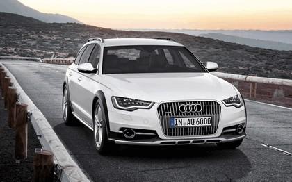 2012 Audi A6 allroad quattro 21