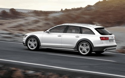 2012 Audi A6 allroad quattro 26