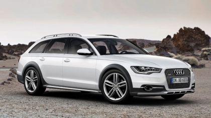 2012 Audi A6 allroad quattro 7