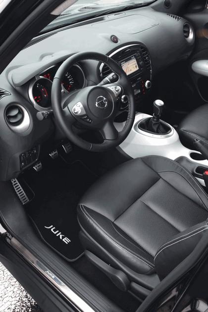 2012 Nissan Juke Shiro 9