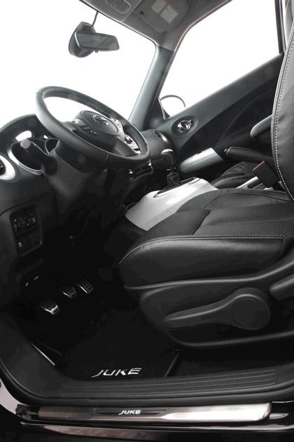 2012 Nissan Juke Shiro 11