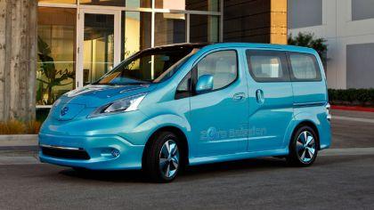 2012 Nissan e-NV200 1